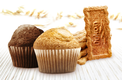 Oat Bran Muffins and Snacks