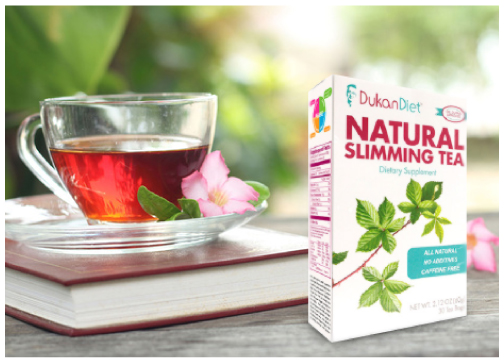 Jump Into Spring Cleaning With Natural Slimming Tea